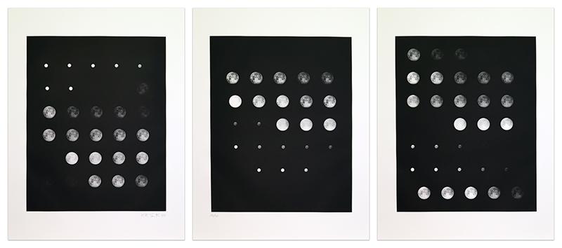 Moon Three by Kiki Smith