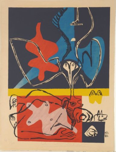 Poème De L'angle Droit – The Poem Of The Right Angle by Charles-Edouard Jeanneret Le Corbusier