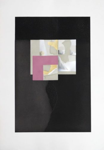 Untitled From 'aquatints' Portfolio by Louise Nevelson