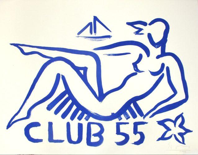 Club 55 by Stefan Szczesny