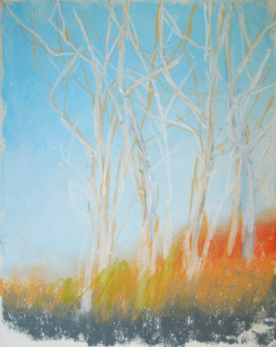 Past The Trees by Kathy Buist