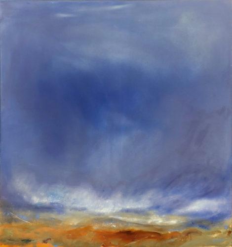 Azul by Elizabeth DaCosta Ahern