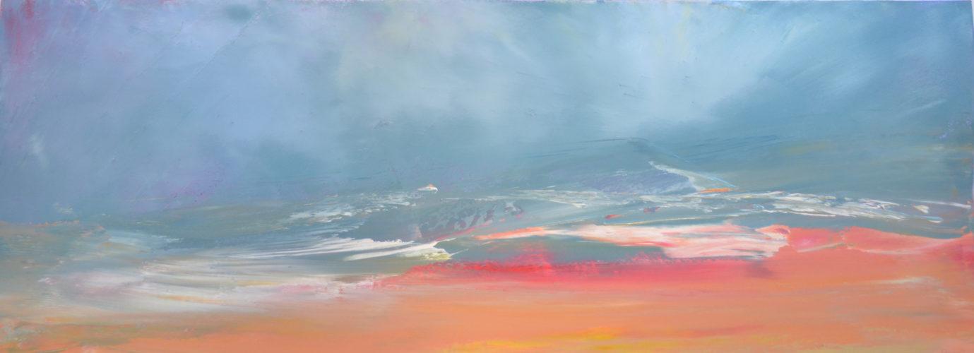 Skywater Series #5721 by Elizabeth DaCosta Ahern at Galerie d'Orsay