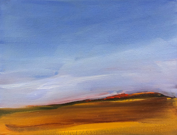 Tuscany Series #11 by Elizabeth DaCosta Ahern at Galerie d'Orsay