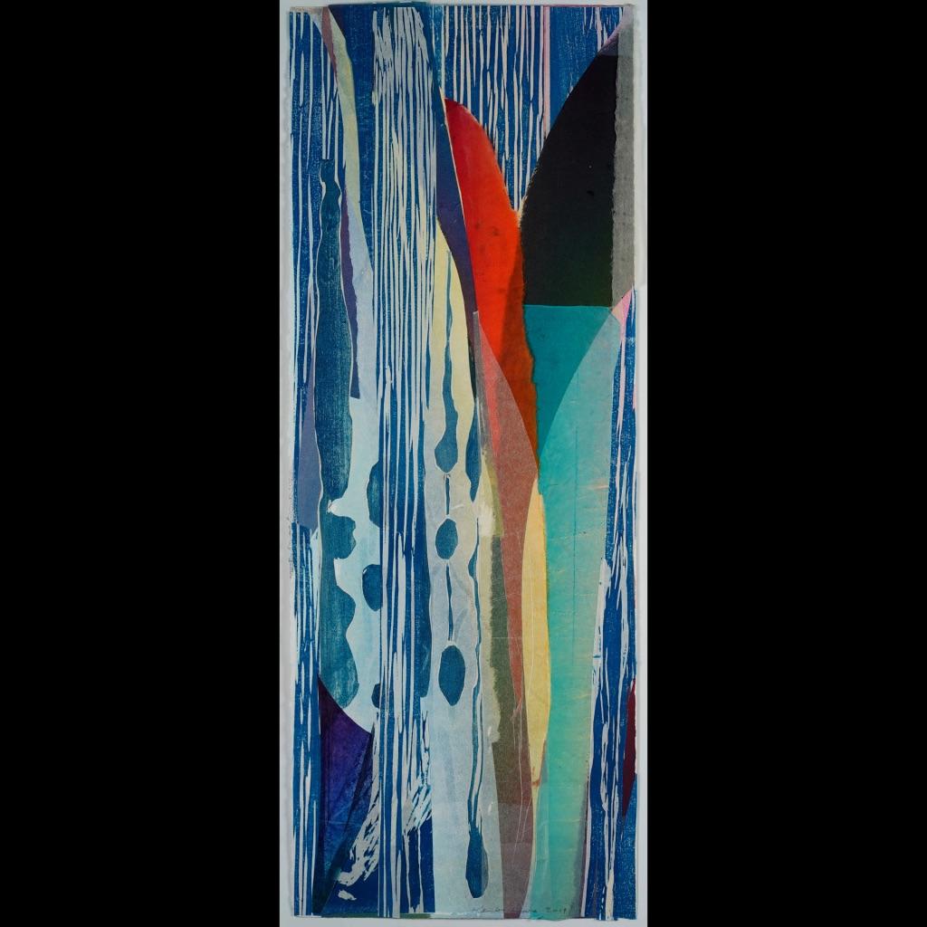 Verse Space Light 3 by Keiko Hara