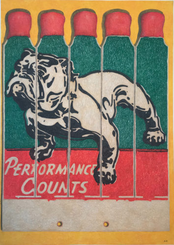 Performance Counts by Aaron Kasmin at