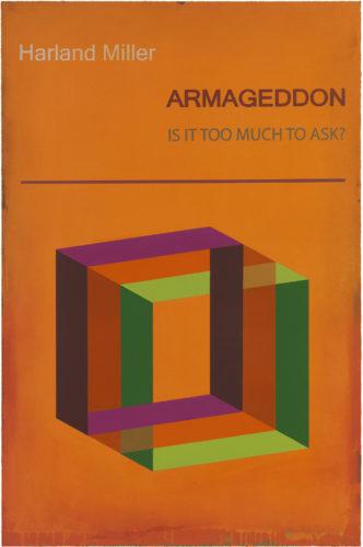 Armageddon by Harland Miller