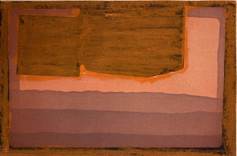 Bed by Howard Hodgkin