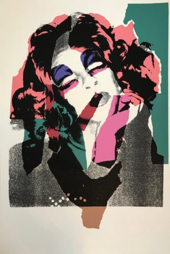 Ladies & Gentlemen 1975 F&S II.128 by Andy Warhol