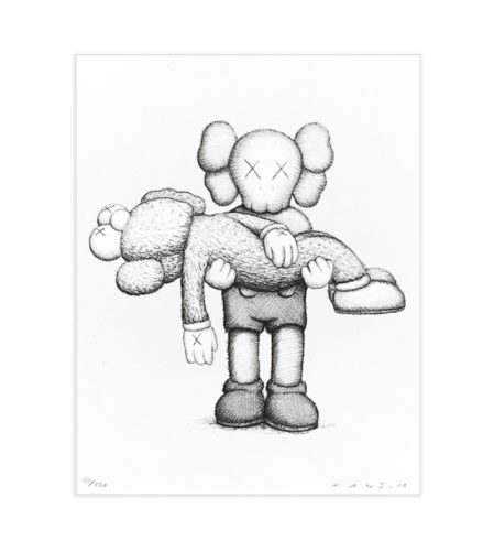 Gone (Companion) by KAWS at