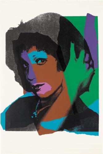 Ladies & Gentlemen 1975 F&S II.132 by Andy Warhol