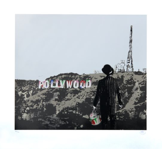 Morning After – Hollywood Version by Nick Walker
