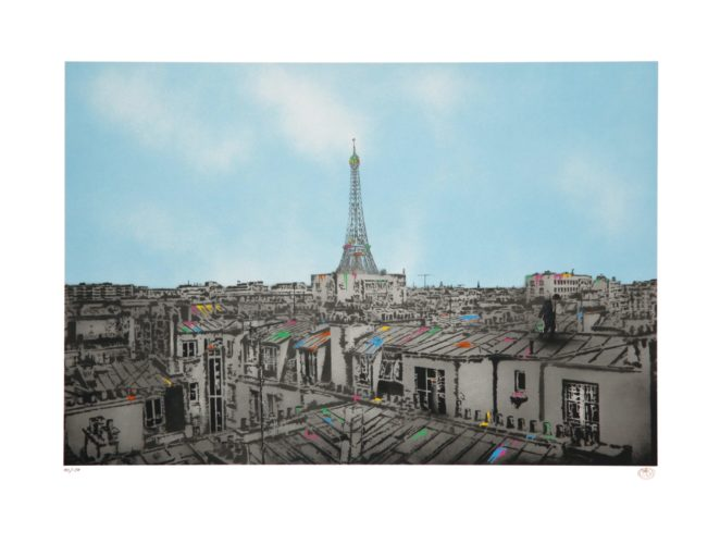 The Morning After: Paris by Nick Walker