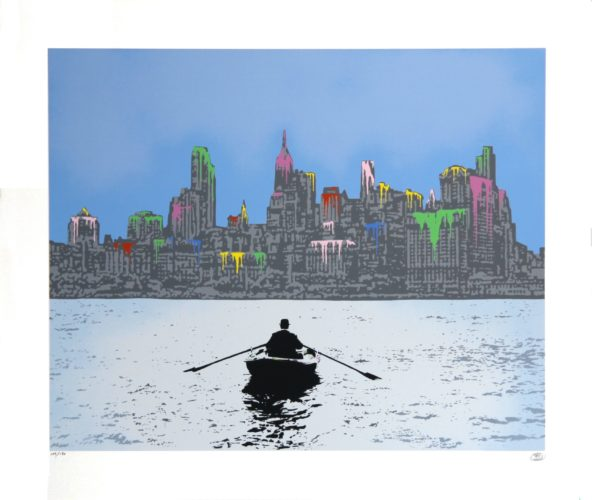 The Morning After: New York by Nick Walker