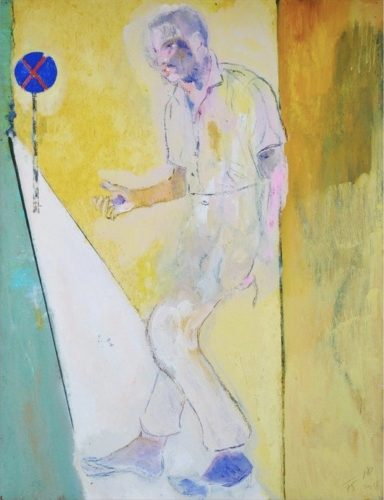 Untitled by Peter Doig at Peter Doig