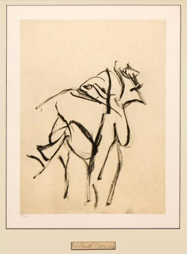 Ii (for Frank O'hara) by Willem De Kooning