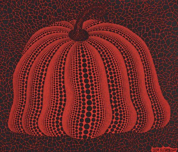 Pumpkin 2000 by Yayoi Kusama