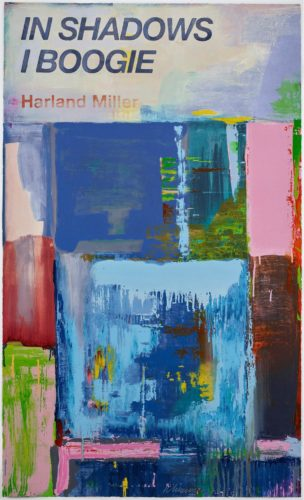 In Shadows I Boogie by Harland Miller