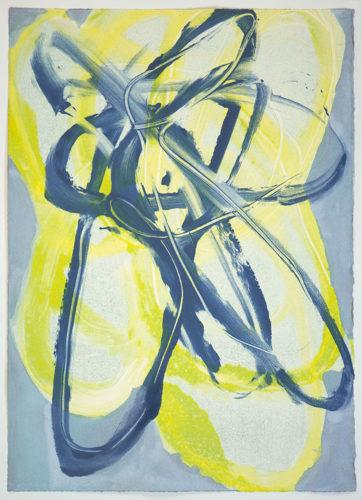 Trace Ii by Brenda Zappitell