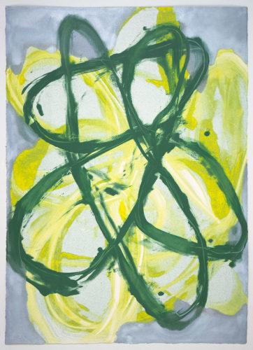 Trace Iii by Brenda Zappitell