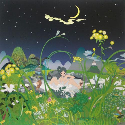 Hot Spring by Chiho Aoshima at