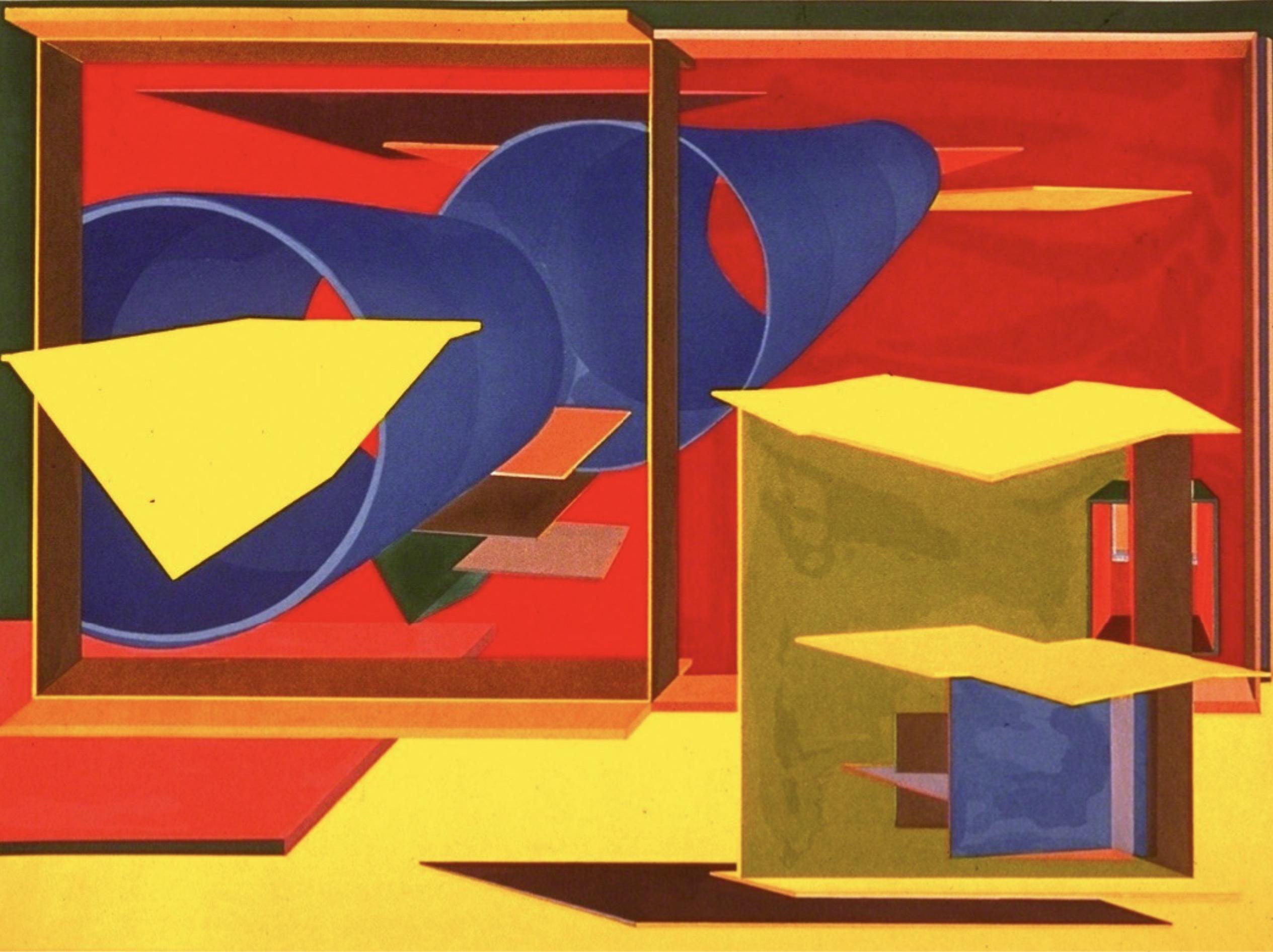Pachinko by Al Held