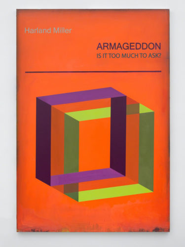 Armageddon: Is It Too Much to Ask? (Large) by Harland Miller
