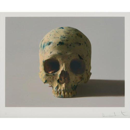 Studio Skull by Damien Hirst
