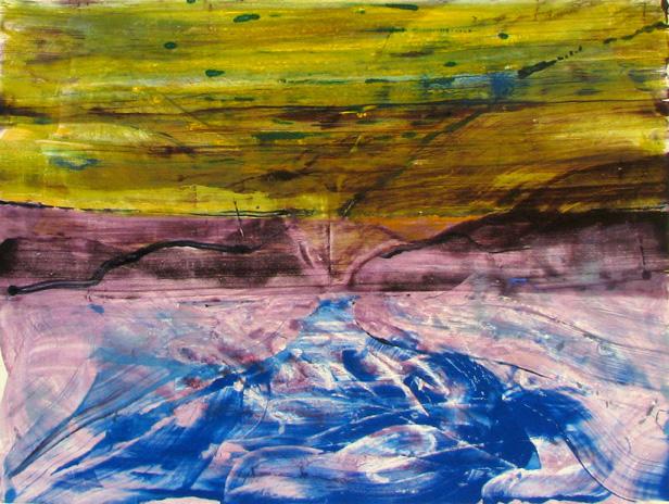 Imagined Possibilities V by Deborah Freedman