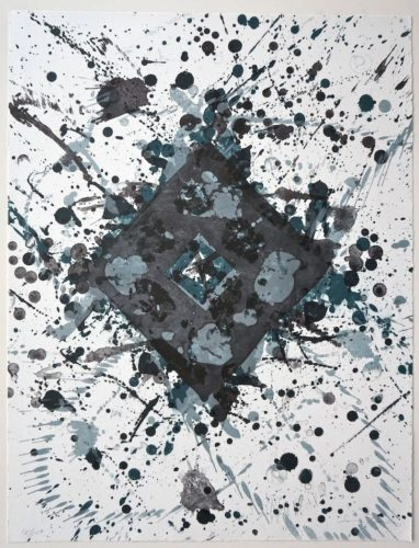 Untitled (SF-260) by Sam Francis at Michael Lisi/Contemporary Art