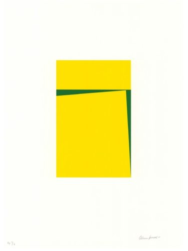 Untitled by Carmen Herrera at