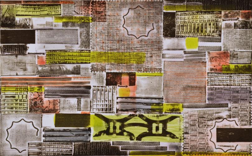 Pattern Language – Salsa 1 by Katie Kiefer at
