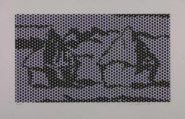 Haystack #7 by Roy Lichtenstein at Roy Lichtenstein