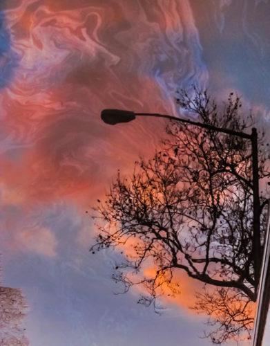 Gasoline Sky by Paul Mutimear