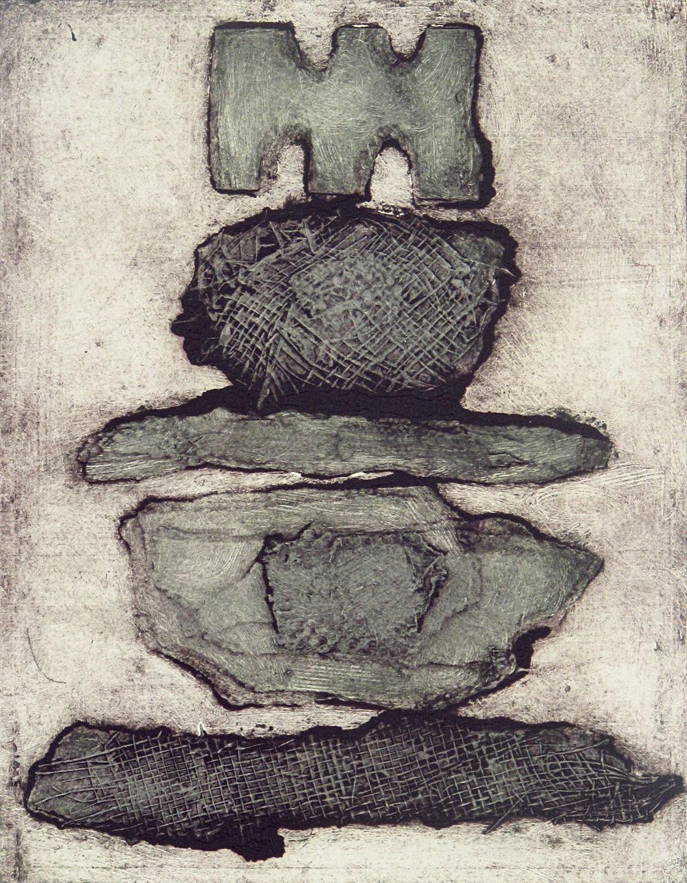 Prima Materia III by Renee Iacone
