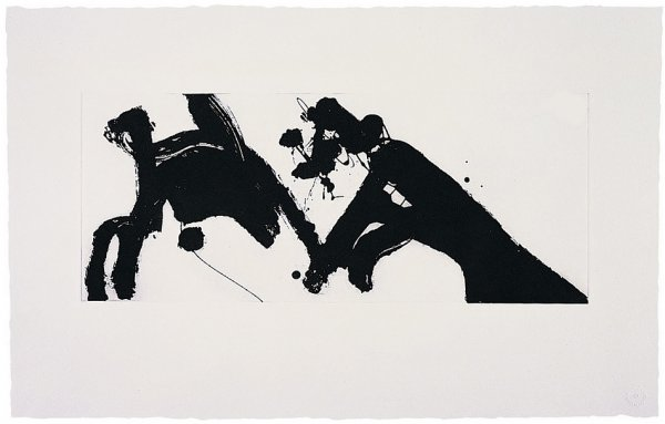Dance I by Robert Motherwell