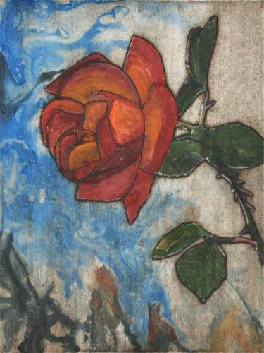 Rose 5 by Sari Davidson