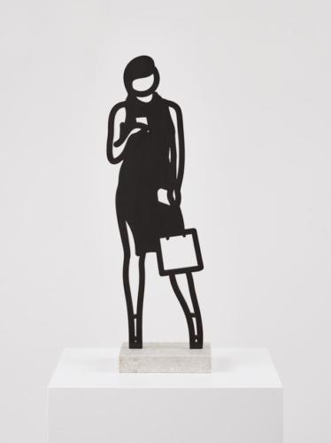 Telephone by Julian Opie