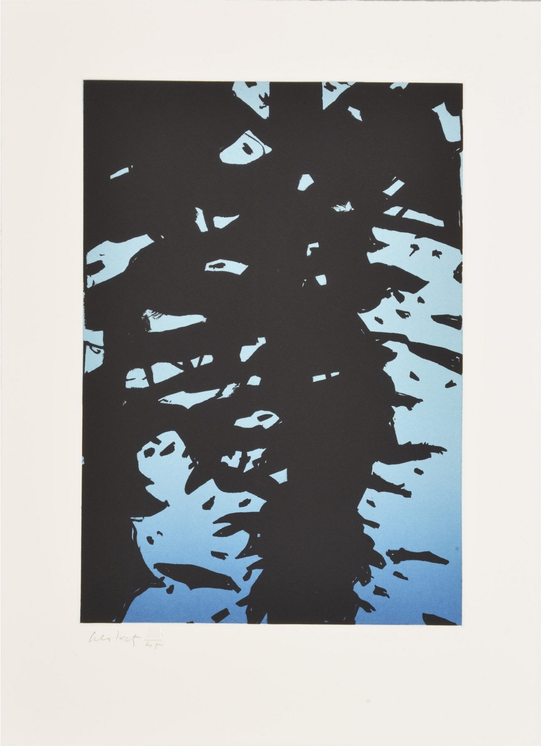 Reflection I by Alex Katz