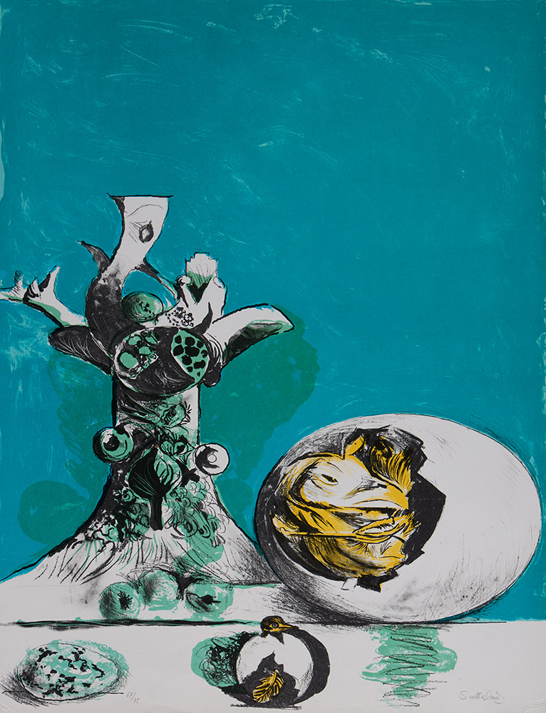 The Egg by Graham Sutherland