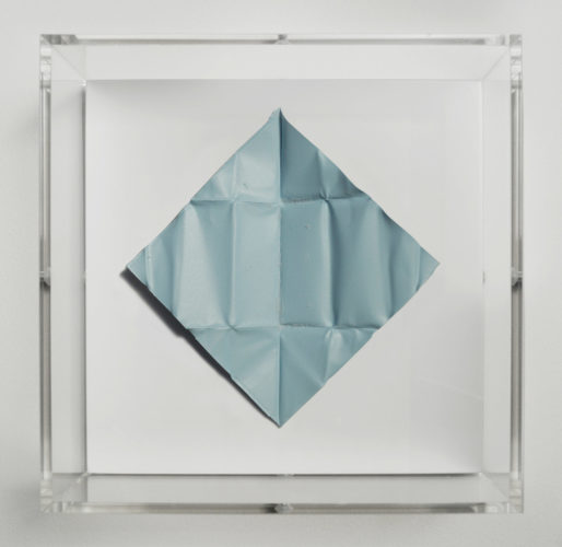 The Release – Azure Blue Light by Mat Collishaw at
