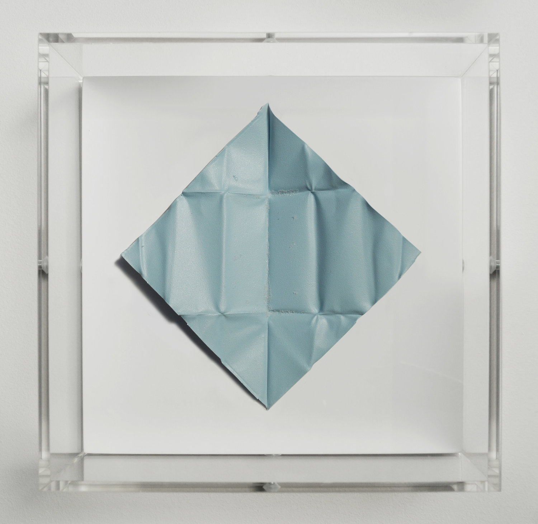 The Release – Azure Blue Light by Mat Collishaw