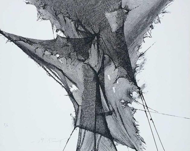 Composición Abstracta by Manuel Rivera at