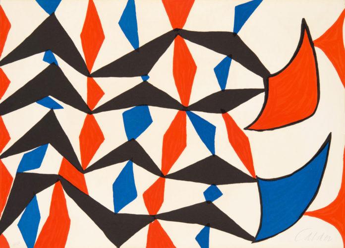 My Fabrics by Alexander Calder at Alexander Calder