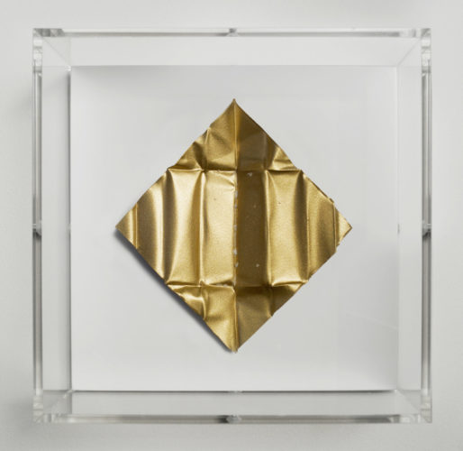 The Release – Gold Dollar by Mat Collishaw at Mat Collishaw