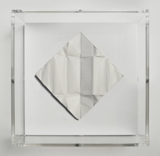 The Release – Signal White by Mat Collishaw at