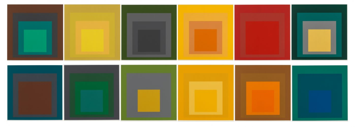 Sp by Josef Albers
