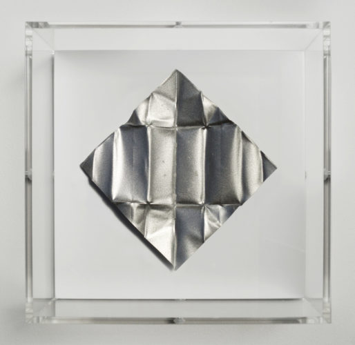 The Release – Silver Dollar by Mat Collishaw at