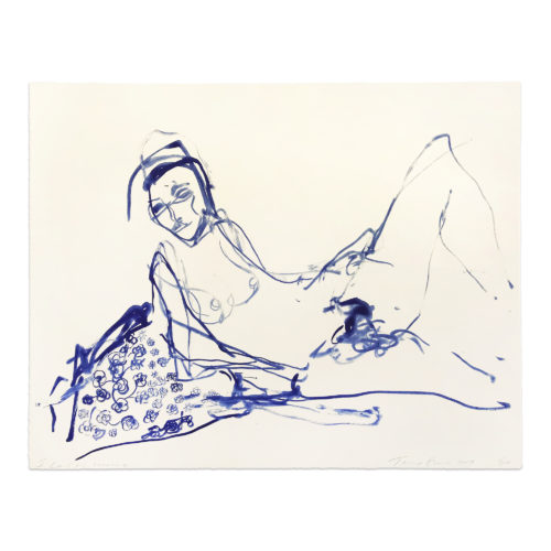 I Loved My Innocence by Tracey Emin at