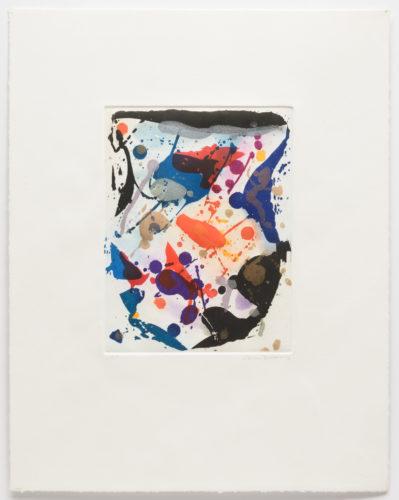 Untitled by Sam Francis at Sam Francis